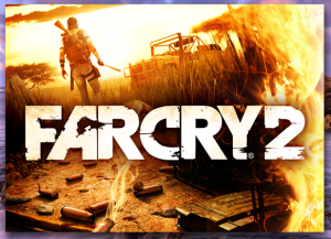 Far Cry 2 splash screen