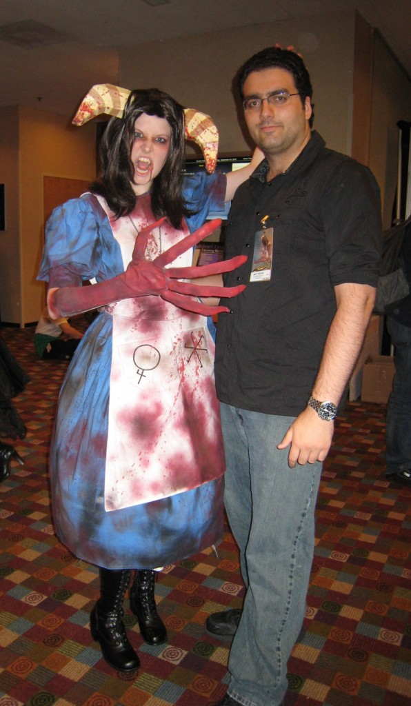 American McGee's Alice in mutated form